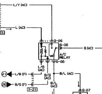relay Do I need a protection diode here - schematic
