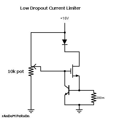 idea mosfet driver - schematic