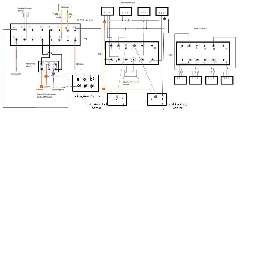 gt circuits gt park assist retrofit l27259 next gr