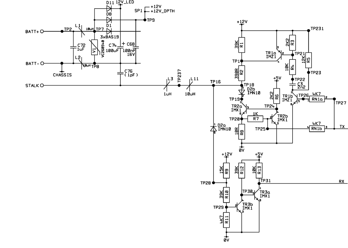 seatalk wiring diagram trane blower wiring diagrams