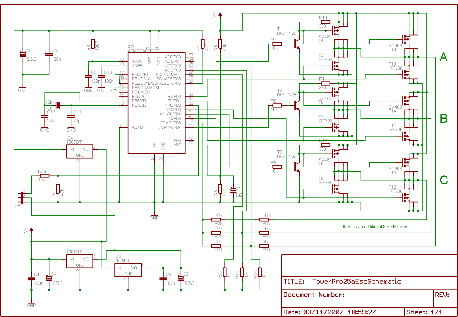 Circuit Board For Throttle Control   Repository