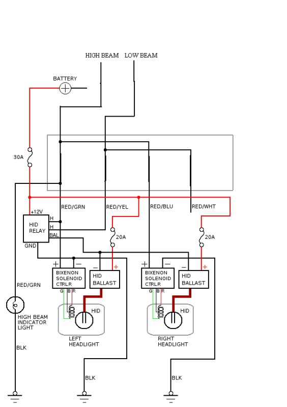 relay circuits schematics with Index717 on Light Alarm Circuit With Ldr moreover Honda Em6500 5500 Watt Portable Generator System Wiring Diagram further Automatic Street Light Circuit furthermore I 8 Pin Microphone Schematic moreover File Circuit diagram  E2 80 93 pictorial and schematic.