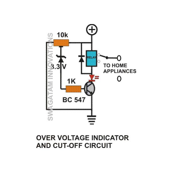 Over voltage under voltage protection system engineering projects temporary overvoltage immunity by surge protection devices over voltage under voltage circuits asfbconference2016 Gallery