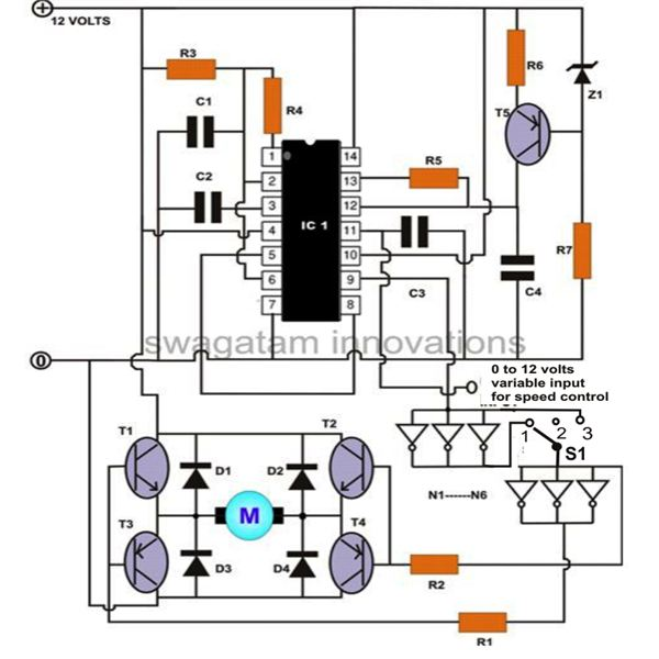 Motor Control Circuit Page 7 Automation Circuits