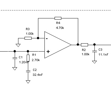 Spur Problem in a PLL Circuit - schematic