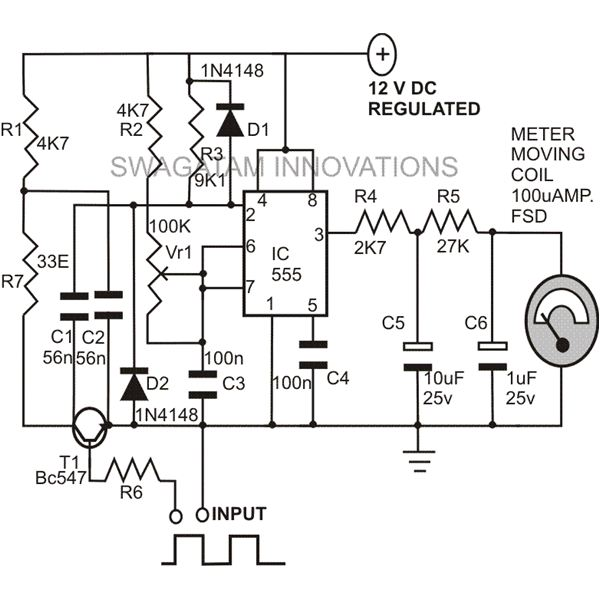 Amplifier Frequency Counter : Gt circuits build a versatile frequency meter for your