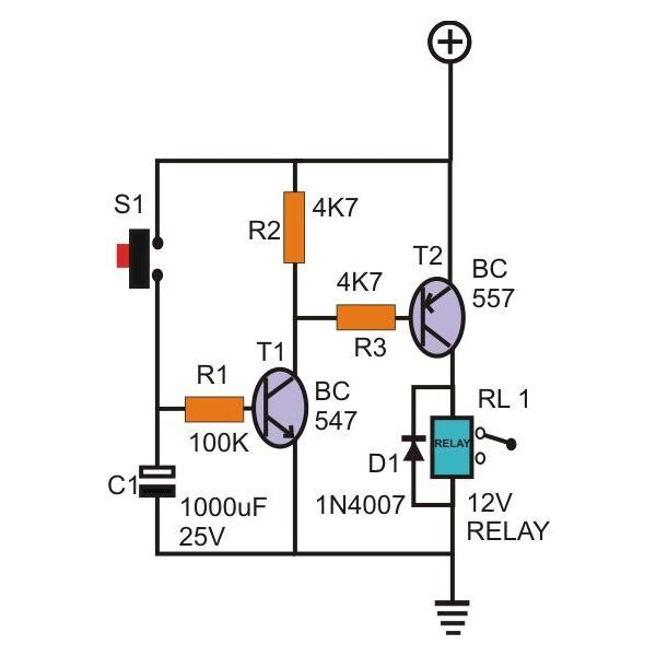 understanding simple transistor circuits using emitter as common termination under repository
