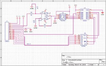mixed-analog-digital-design - schematic