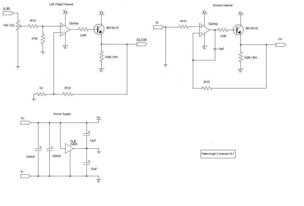 New Circuits Page 61 Batterychargercontroller Controlcircuit Circuit Diagram Making A Bd139 Voltage Follower Buffer
