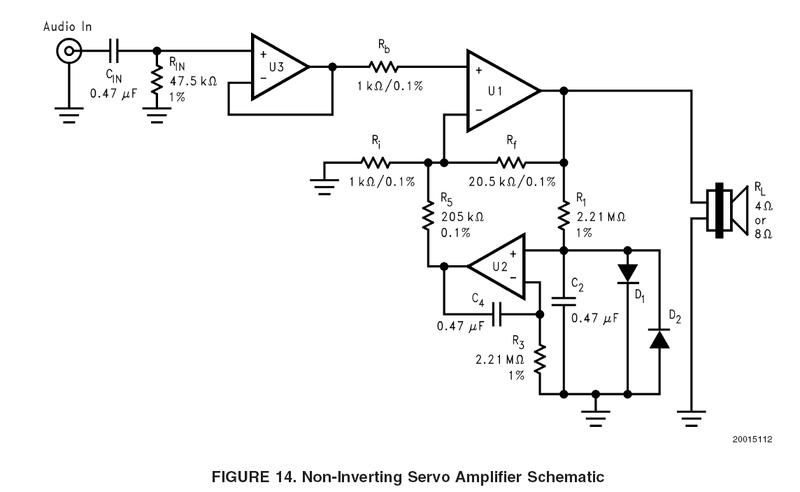 DC Servo 2 - schematic