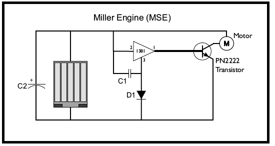 remote control - schematic