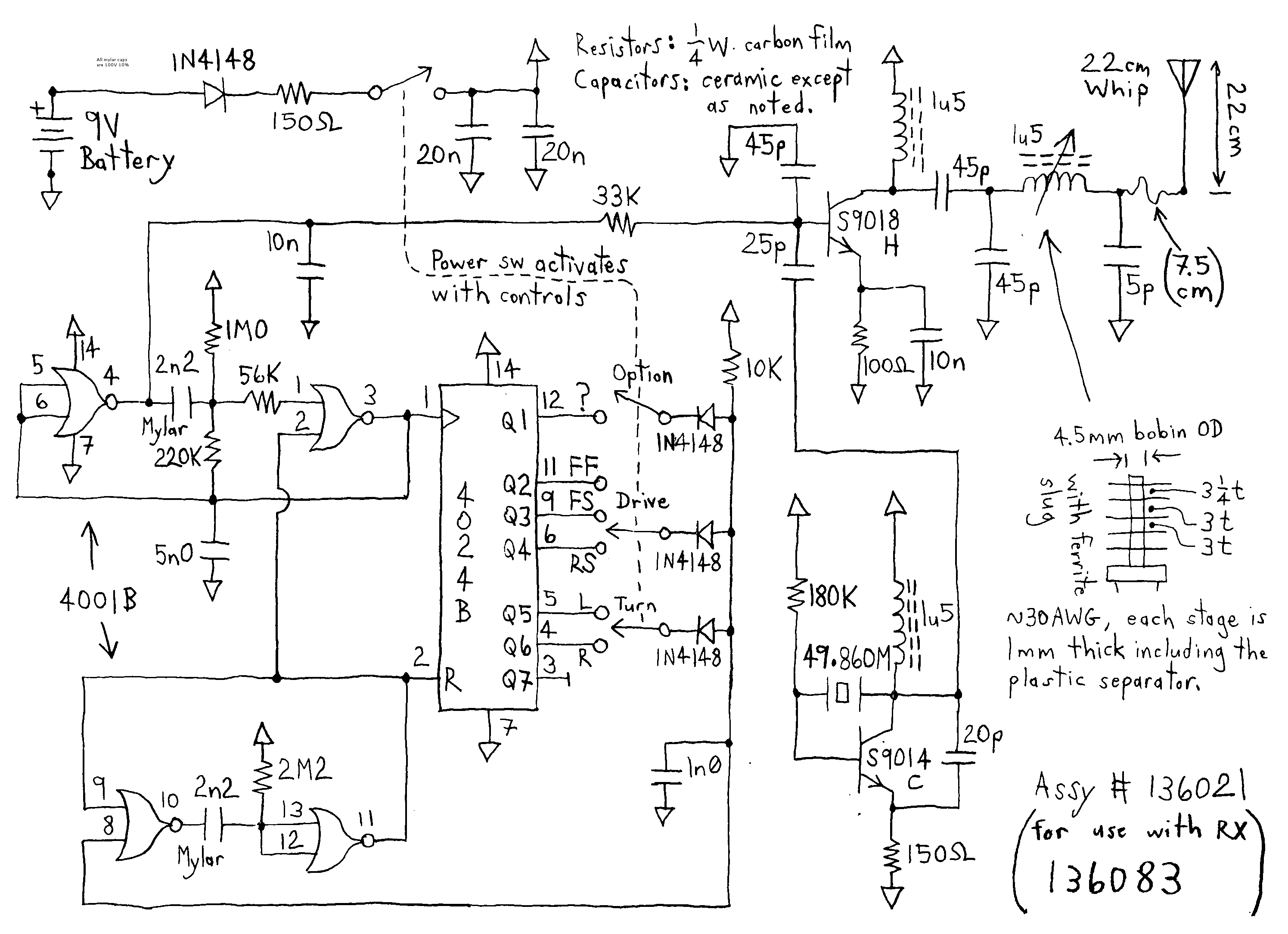 New Circuits Page 61 Precision Ac Peak Detector Basiccircuit Circuit Diagram Seekic Rc Cars Cmos