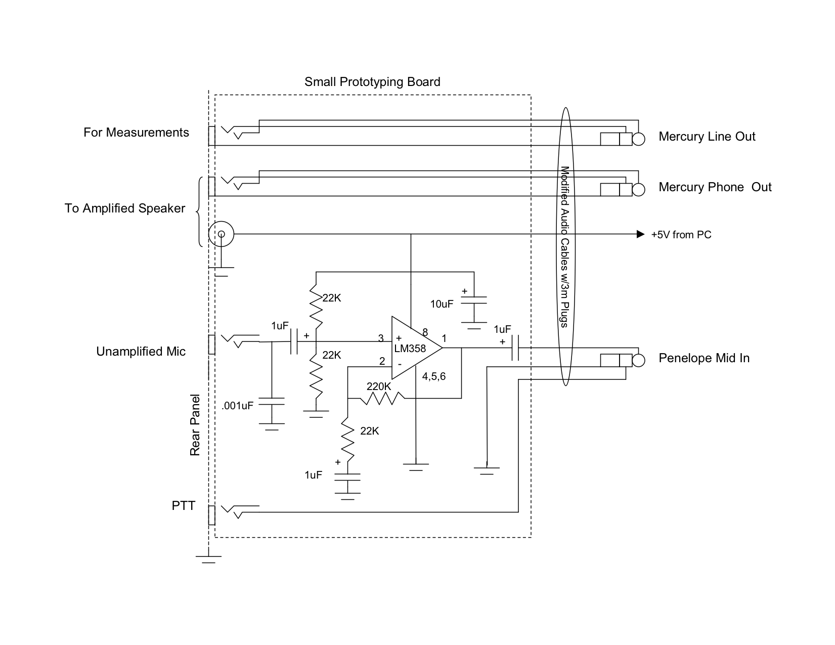 Audio Preamplifiers Circuits Page 5 5532 Ic Mic Preamplifire Circuit Preamp Schematic