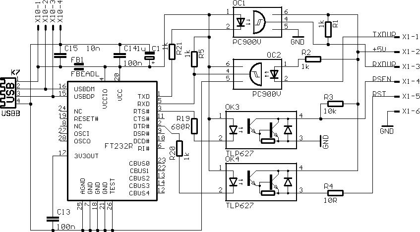 usb circuit page 3   computer circuits    next gr