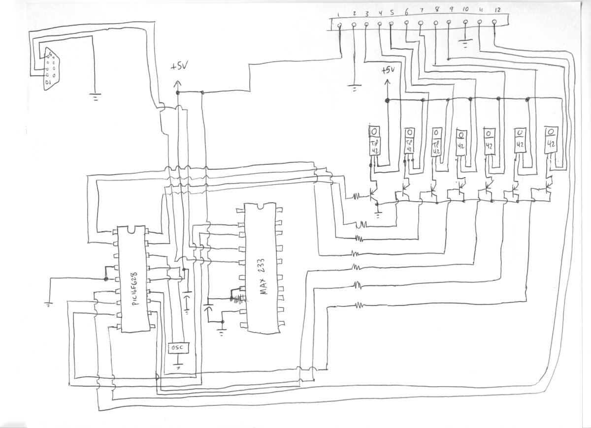 Results Page 297 About Receiver Ne 621 Searching Circuits At Circuitdiagramtointerfacebuzzerwithavrslicker Led Sign