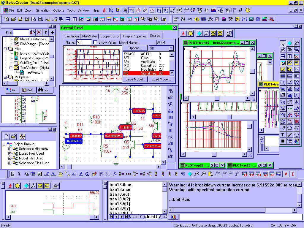 Pcb Cad Software Electronic Engineering Create Circuits Online Circuit Creator Schematic Design