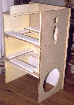 hi-fi Loudspeakers plans