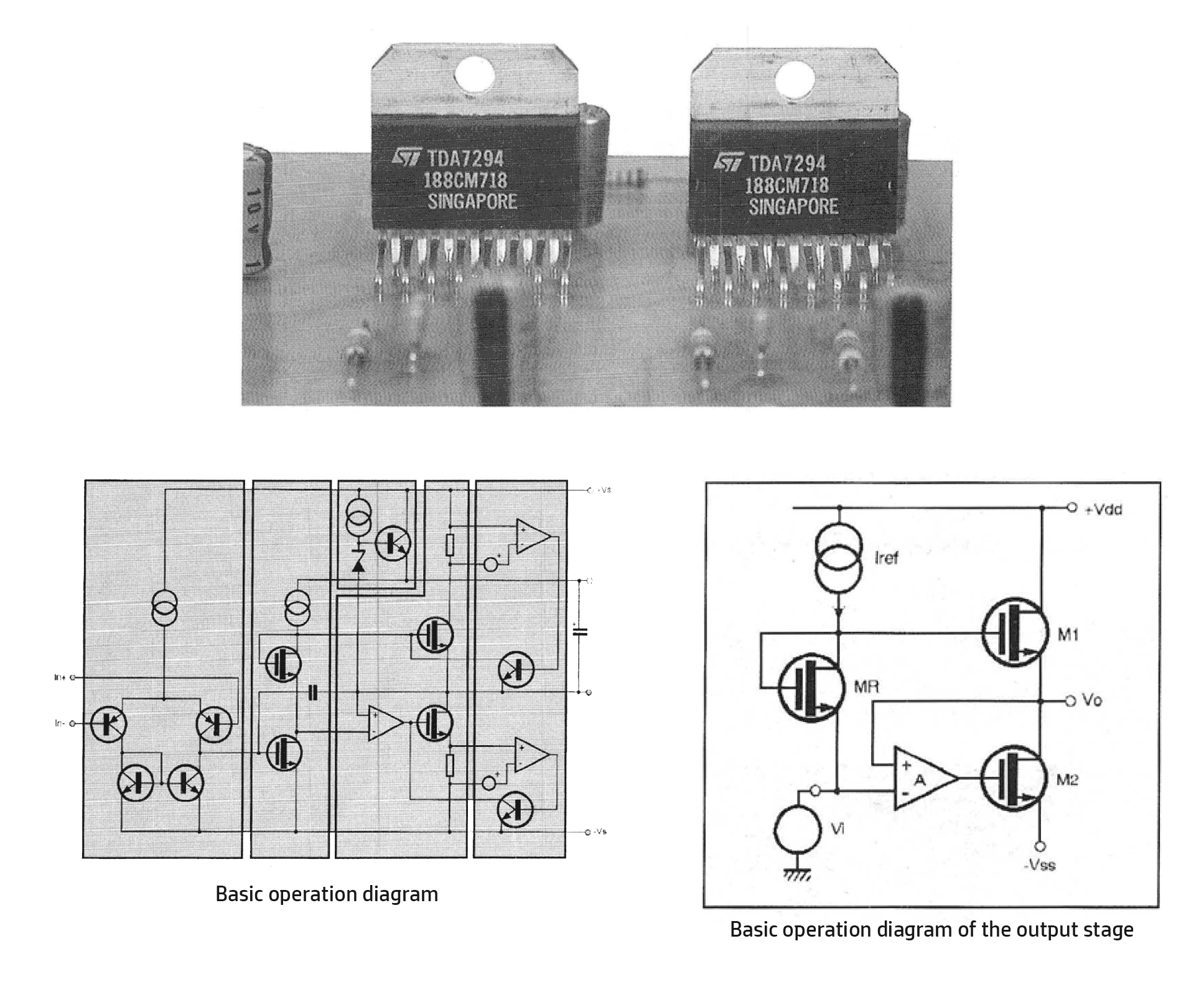 Power Audio Amplifier DMOS 2x100W using two TDA2794 - img1