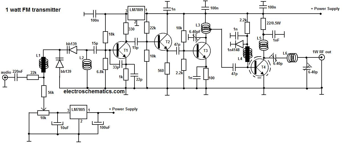 fm transmitter circuit page 2   rf circuits    next gr