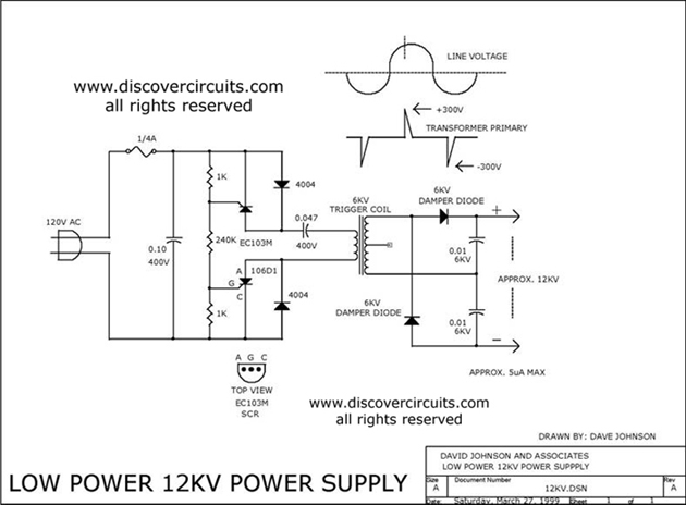 circuit diagram high voltage generator blueraritan info rh blueraritan info Magnetic Motor Starter Wiring Diagram Motor Wiring Diagram 3 Phase 12 Wire