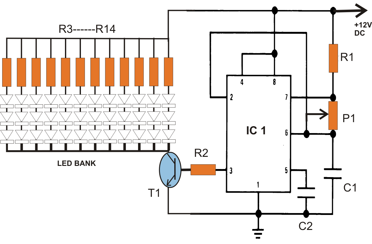 Triac Motor Speed Control With Feedback Circuit Diagram Tradeofic