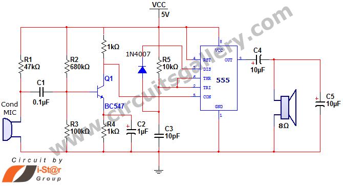Timer Circuit Page 7 Meter Counter Circuits Next