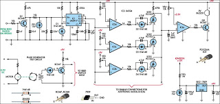Car Speed Alarm Schematic - schematic