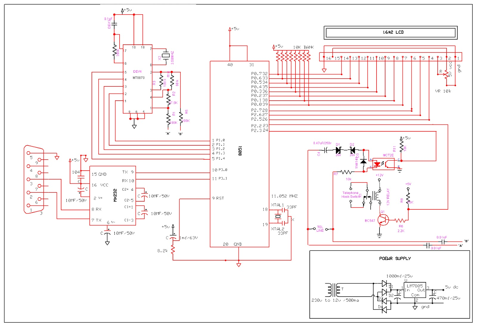 Results Page 583 About 0 30 Volts Searching Circuits At Pwm Motor Speed Controller Circuit Using Ic556 Homemade Ivrs Final Year Project Full Description