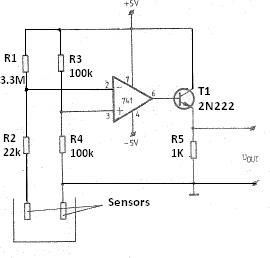 Ampcircuits Water Level Sensor Schematics - Fav Wiring Diagram on
