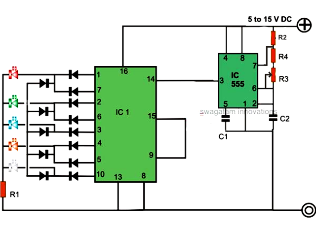 led circuit Page 5 : Light Laser LED Circuits :: Next.gr
