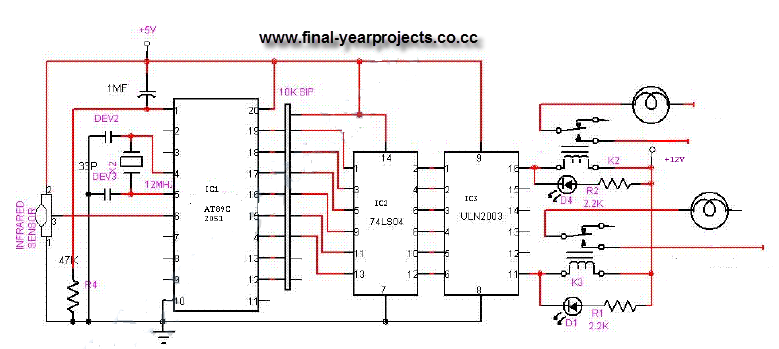 Electrical Projects With Circuit Diagram – blueraritan.info