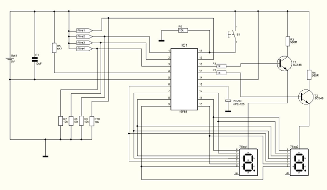 303 4c566684ce other circuits \u003e game circuits \u003e bomb deactivation game l6820 wire loop game circuit diagram at n-0.co