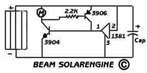 Solar Engine - schematic