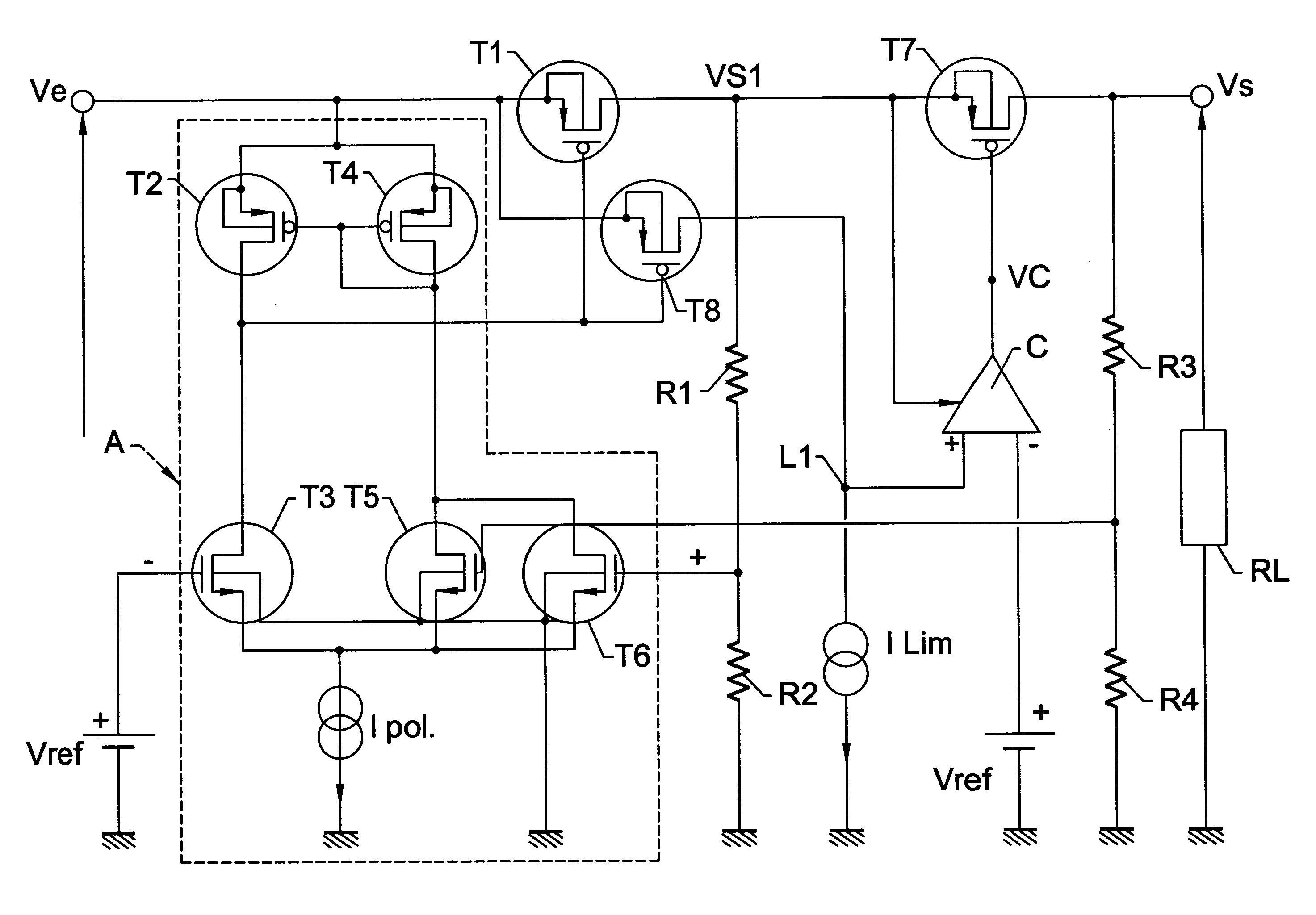 current limiting circuit page 4   power supply circuits