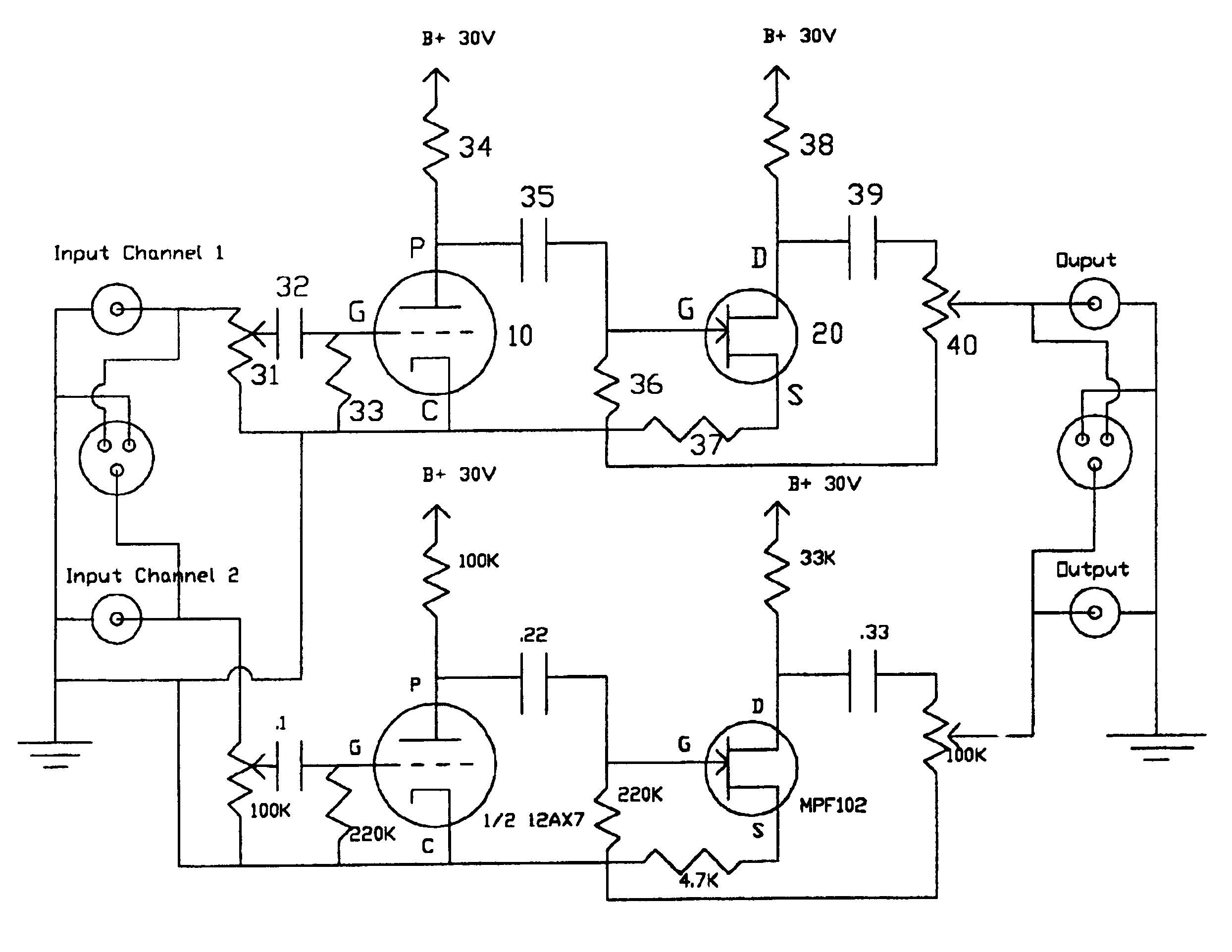 vacuum tube valve circuit page 4   audio circuits    next gr