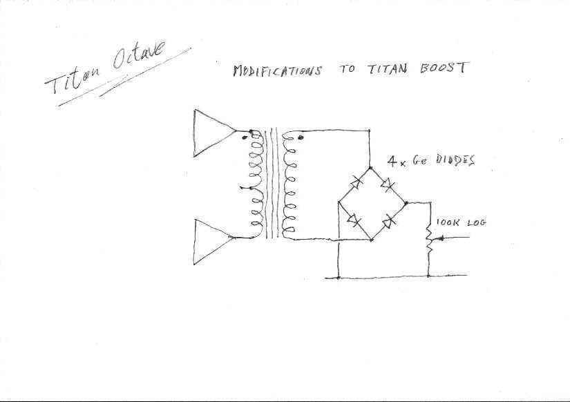 Guitar Titan Boost and Titan Octave effects - img1