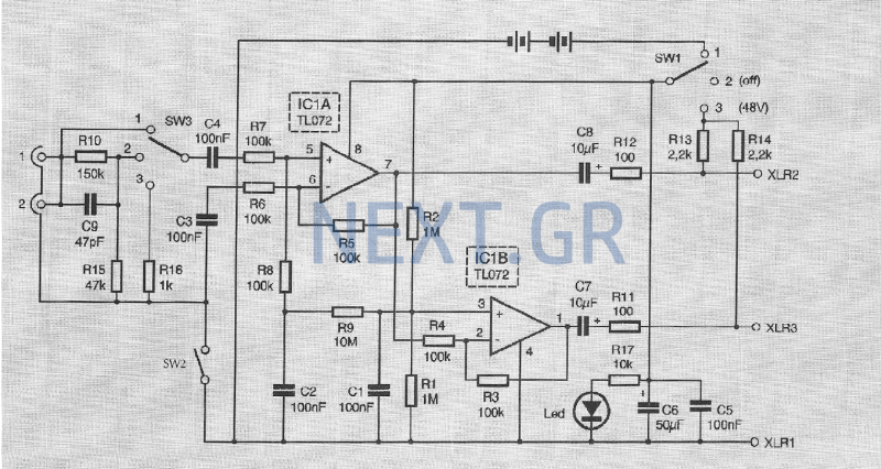 rf amplifier circuit page 6   rf circuits    next gr