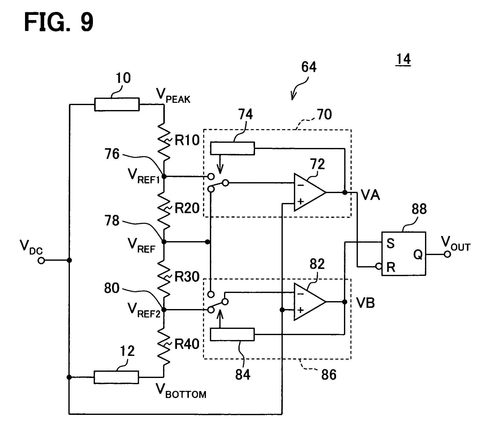 comparator circuit page 2   sensors detectors circuits    next gr