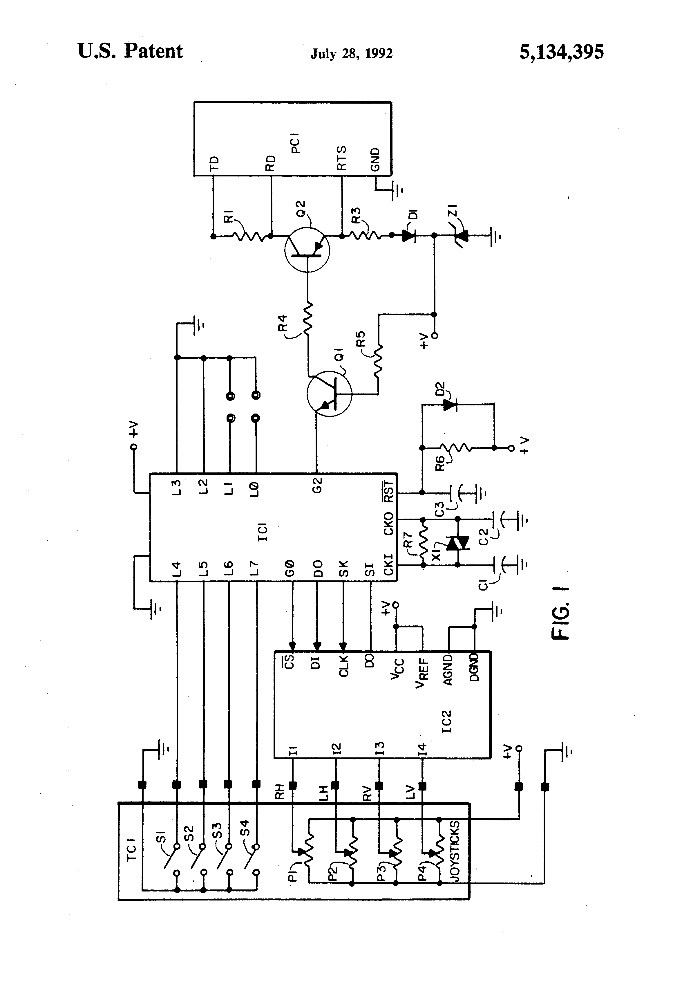 computer interface circuit page 4   computer circuits    next gr