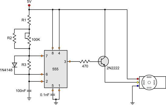 Servo Motor Circuit Page 5 Automation Circuits
