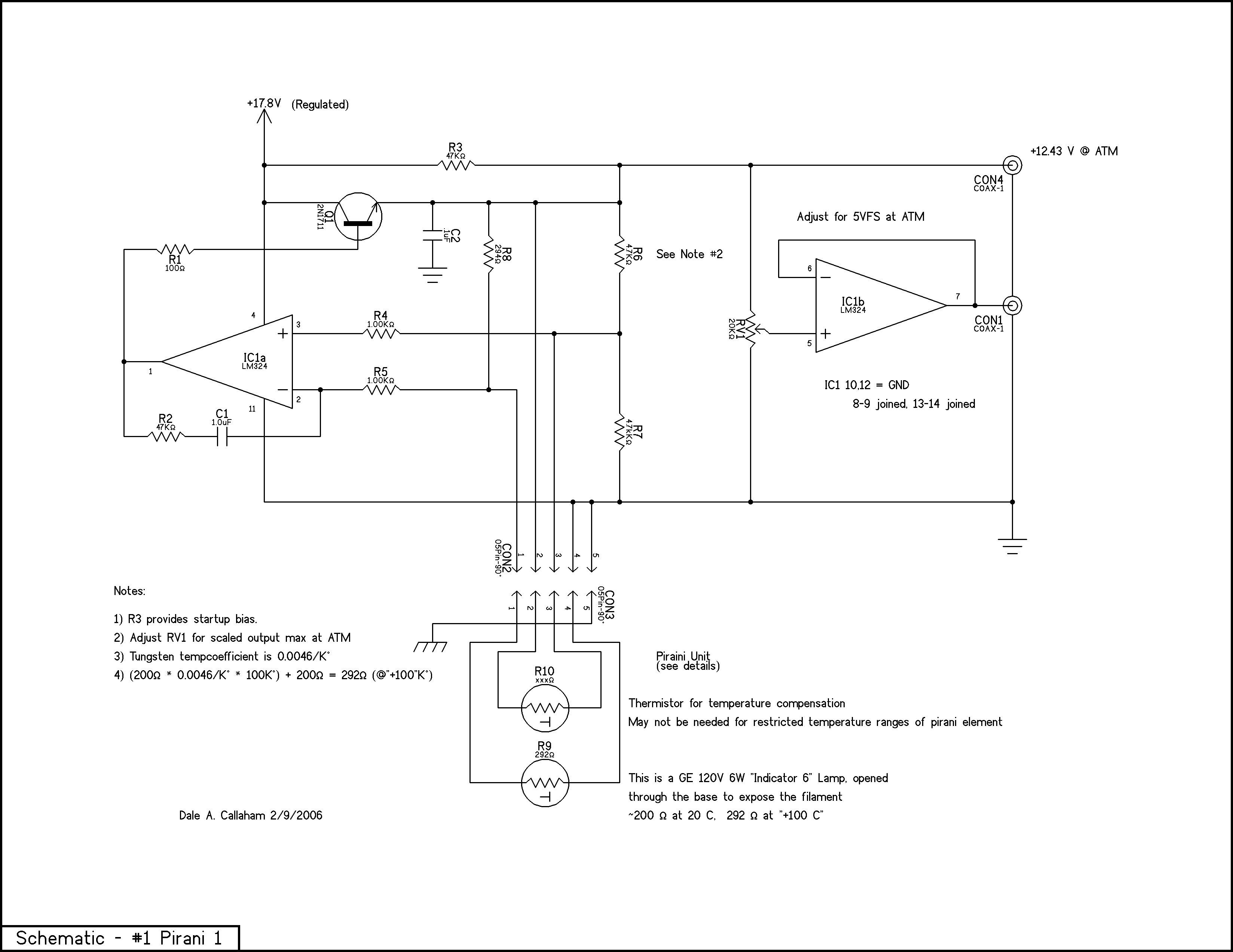 Results Page 7 About Metal Searching Circuits At Spot Welding Circuit Diagram Light Bulb Pirani Gage Project