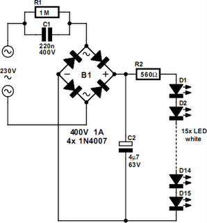 Solid State Tesla Coil With 555 Timer likewise P108 Digital Step Km Counter further Alternator besides Electrical Wiring Diagram Of 1968 1969 Harley Davidson Sportster likewise Ac Dc Converter Schematic. on led wiring schematic generator
