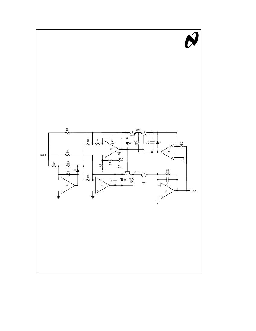 True Rms Voltmeter True Rms Detector