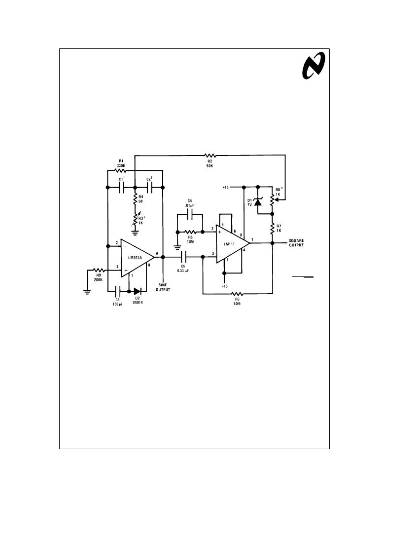 sine wave oscillator circuit page 4   oscillator circuits    next gr