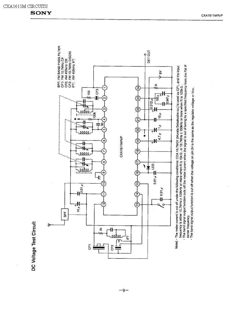 u0026gt  sens detectors  u0026gt  various circuits  u0026gt  ultrasound detector
