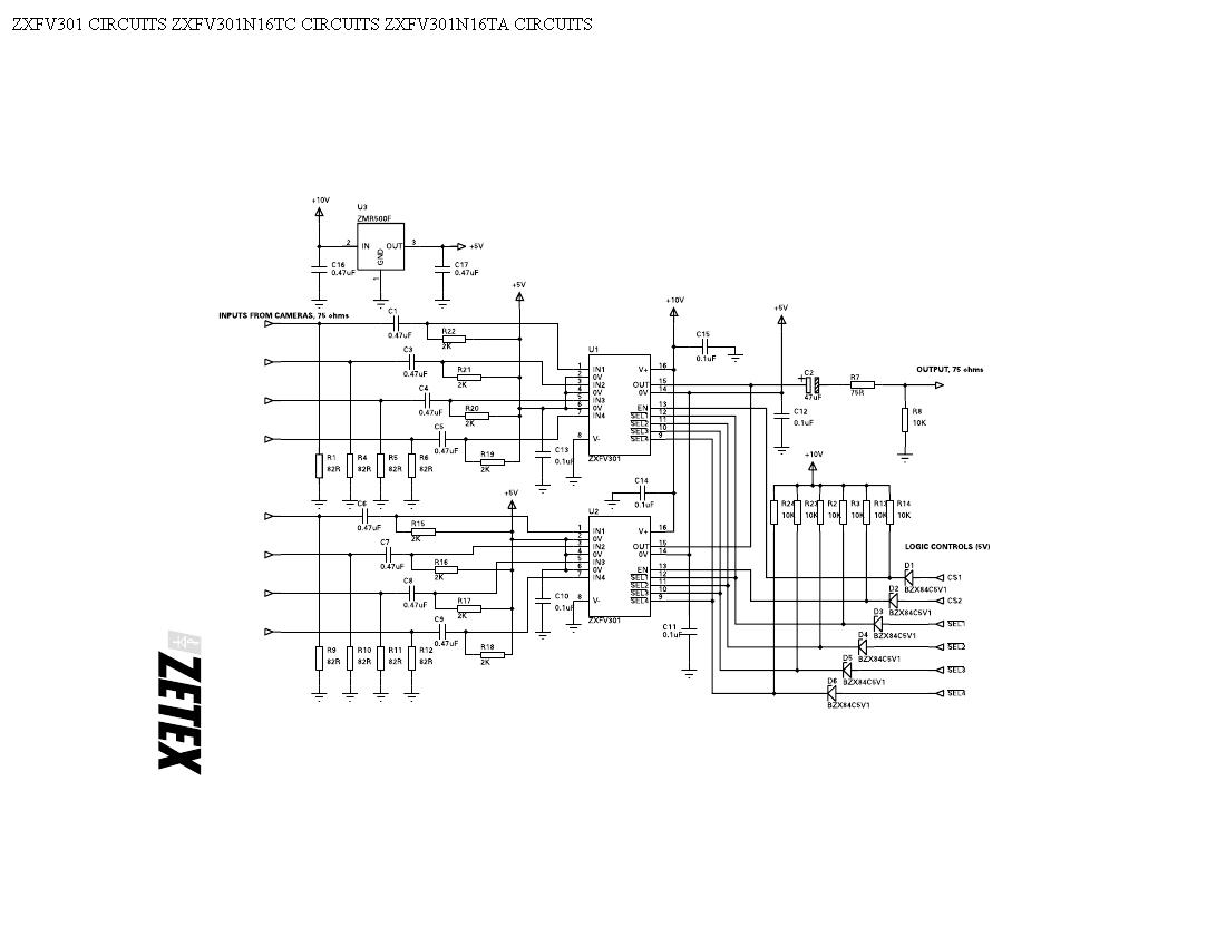 Camera Circuit Page 3 Video Circuits Next Gr