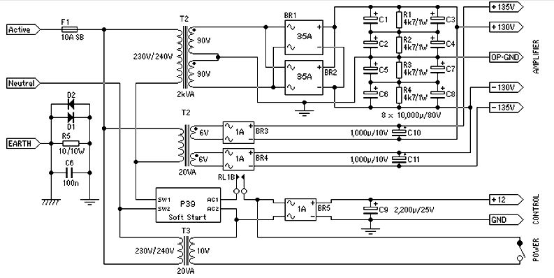 vacuum tube valve circuit page 3   audio circuits    next gr