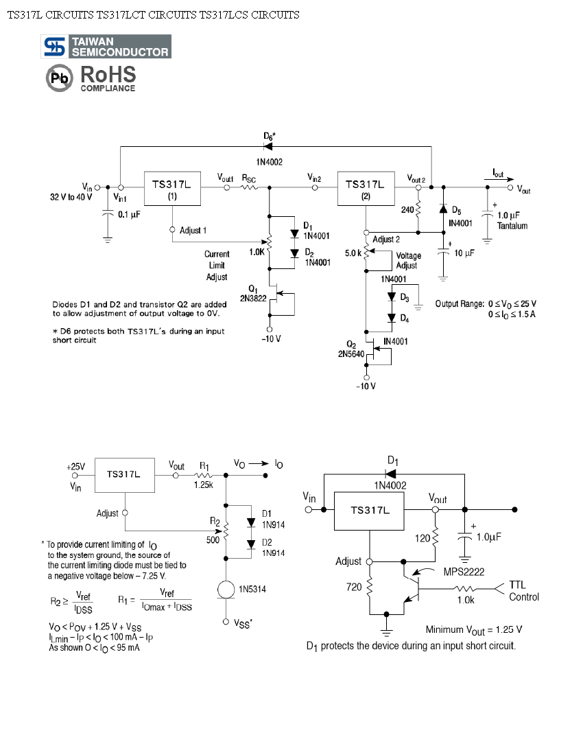 Current Limiting Circuit Page 3 Power Supply Circuits Nextgr