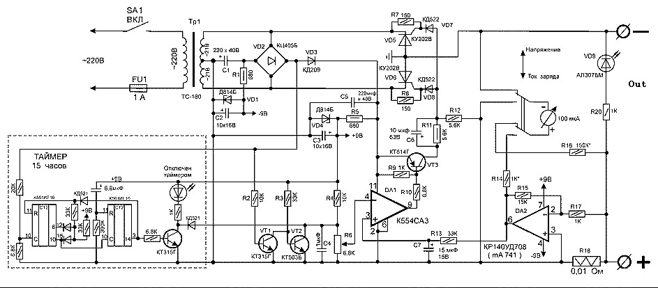 Cen Tech Battery Charger Wiring Diagram