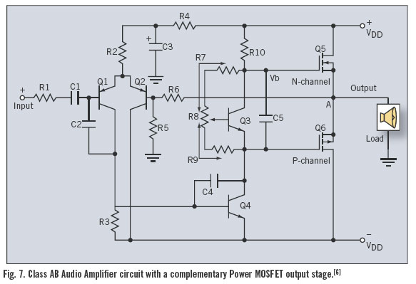 p channel power mosfets approach n channel performance - schematic